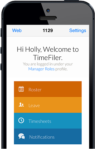 TimeFiler in Smartphones